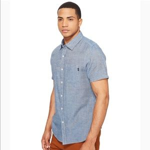 Huf Short Sleeve Shirt like new